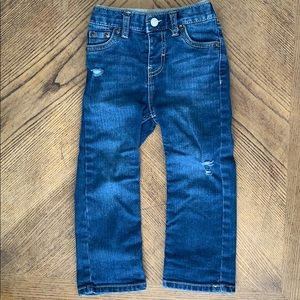 Levi's 514 Straight Toddler Jeans